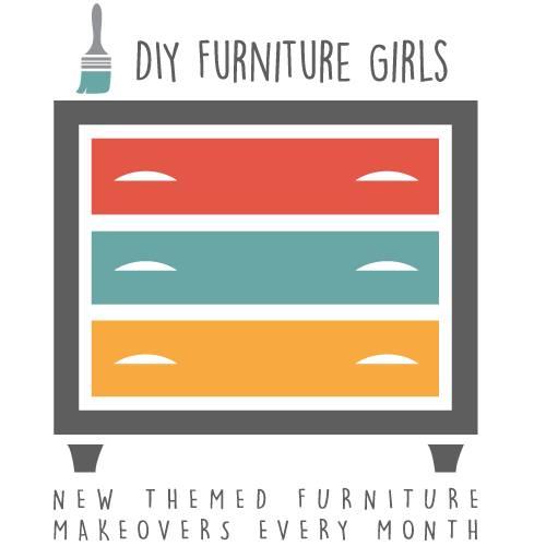 DIY Funiture Girls logo