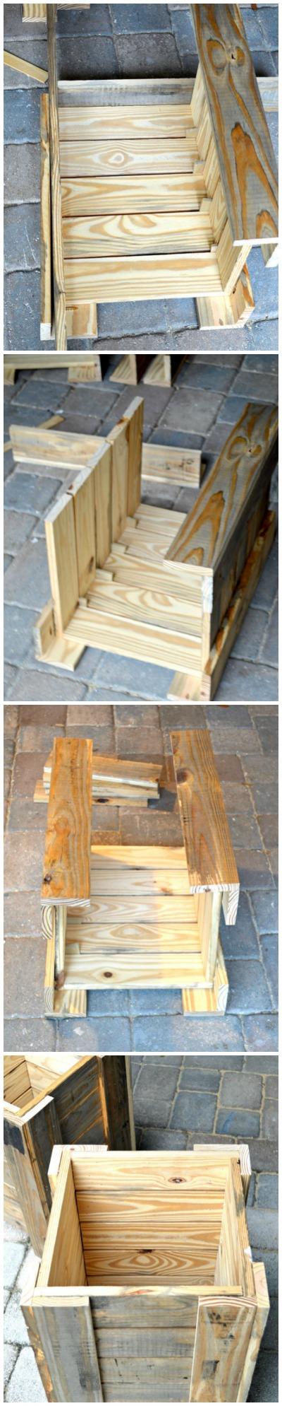 Step-to-build-wood-planter-box-H2OBungalow
