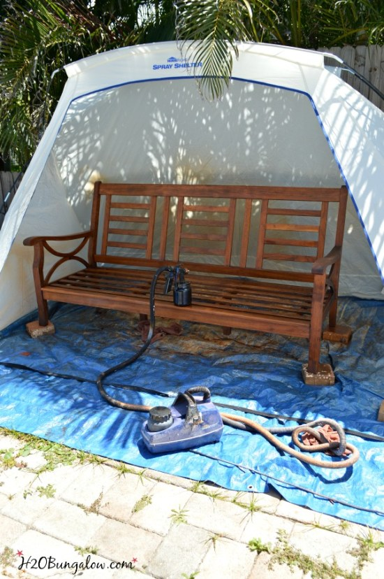 Homeright-spray-shelter-refinishing-outdoor-wood-furniture-H2OBungalow