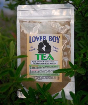 increase libido with natural male enhancement tea