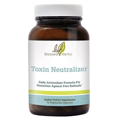 Toxin Neutralizer is antioxidant supplements by blessed herbs which protect from oxidative damage