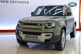 The Fastest, Most Powerful Land Rover Defender SUV Launched
