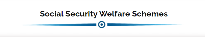 What is Social Security Schemes