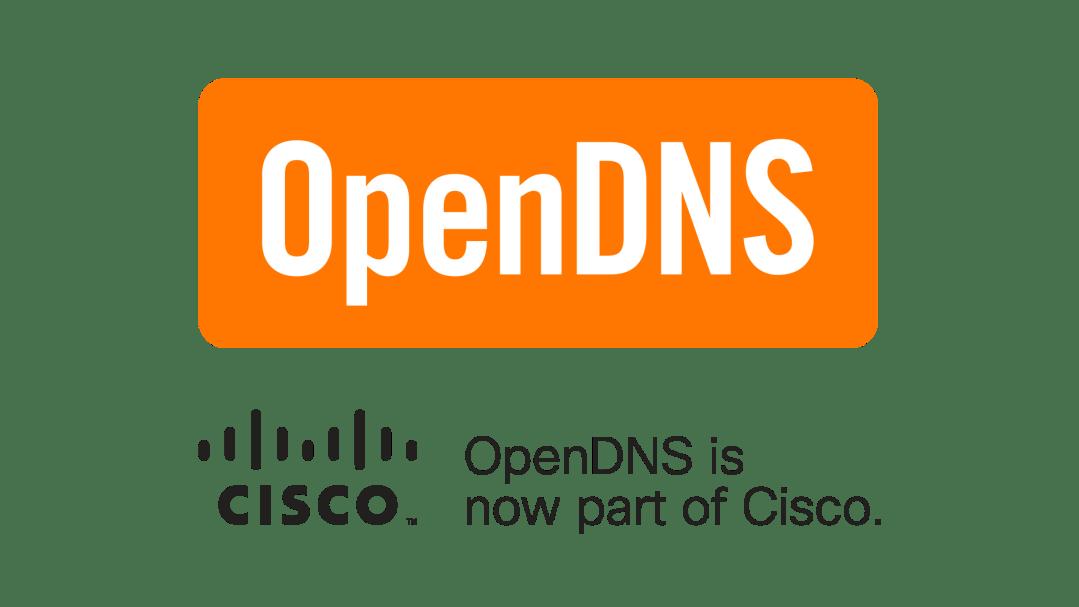 Open DNS Logo