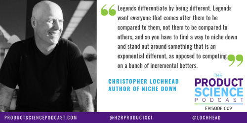 The Christopher Lochhead Hypothesis: Legendary People, Products, and Companies Follow The Exponential Value of What Makes Them Different