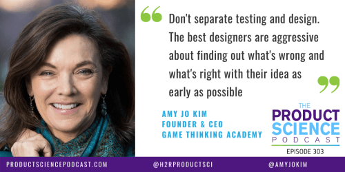 The Amy Jo Kim Hypothesis: Drive Deep Product Engagement by Optimizing the Core Loop with Game Thinking