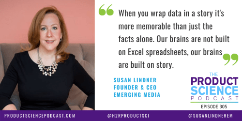 The Susan Lindner Hypothesis: The Most Powerful Person in the Room Is the Storyteller
