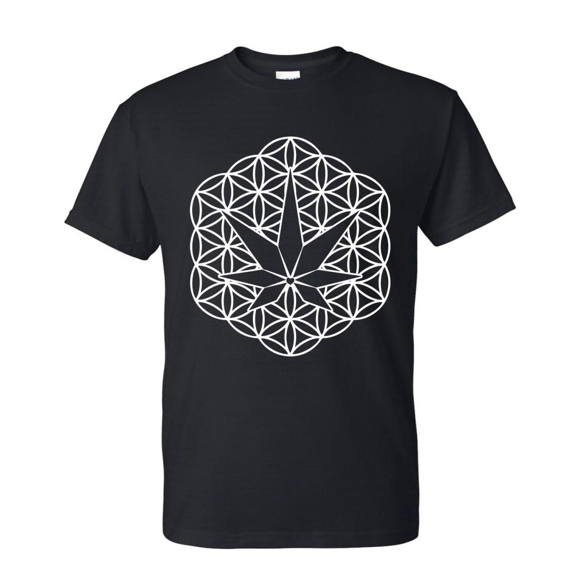 h3mp shirts geonmetric seed