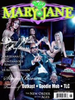 MARYJANE MAGAZINE