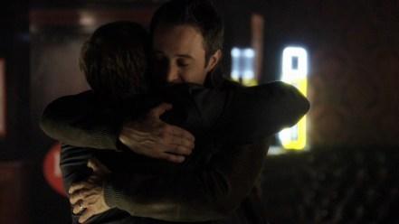 Hug time!