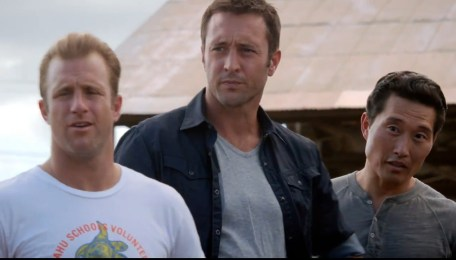 screencap from CBS sneak peek clip