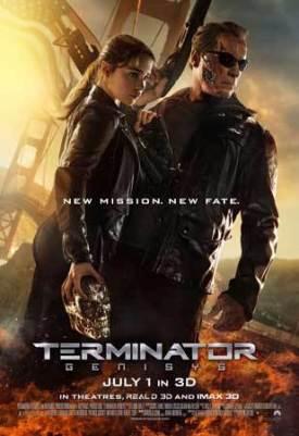 terminator genisys affiche informations film