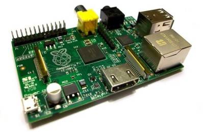 installer serveur proxy sur un raspberry pi