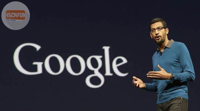 conférence de google 2015