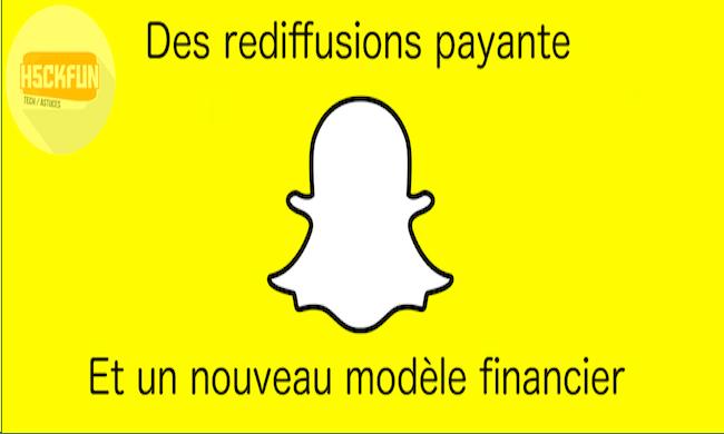 Snapchat revoir anciens snaps