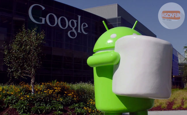 Android Marshmallow conférence de google