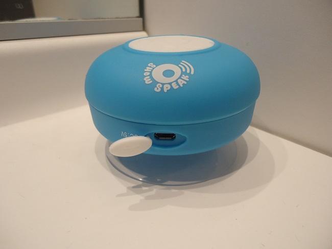 câble de recharge enceinte bluetooth waterproof show speak