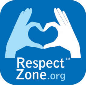 label respect zone