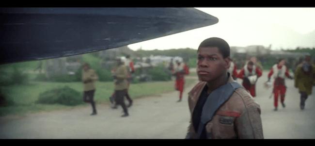 Les rebelles et Finn