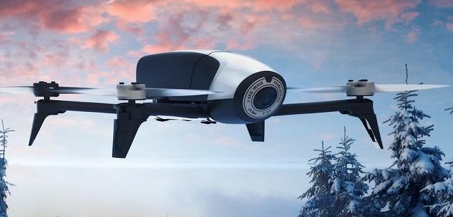 bebop 2 drone parrot