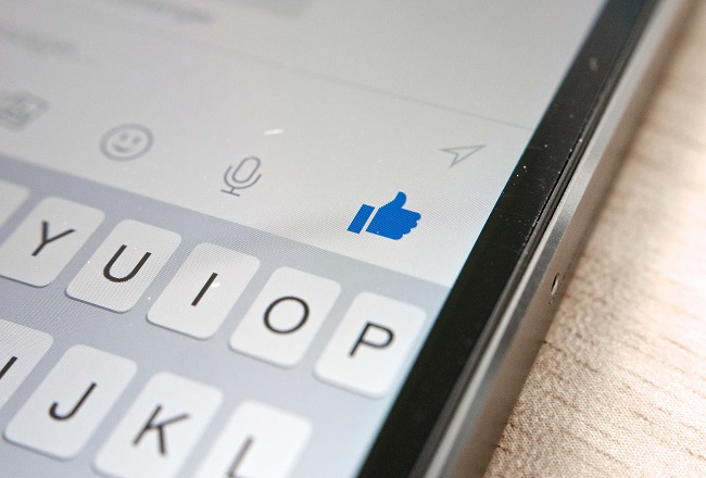 facebook messages disparaissent