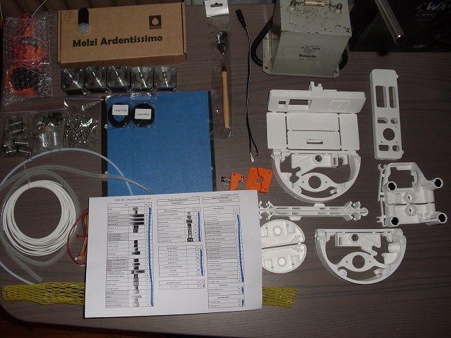 dagoma discovery 200 imprimante 3d pièces détachées