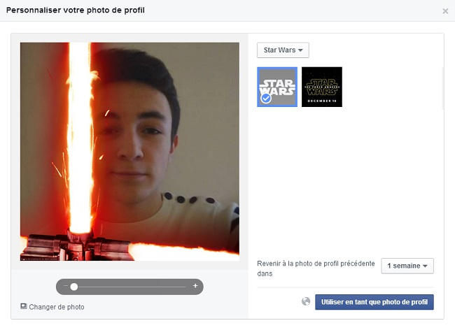 facebook star wars photo de profil adrien russo