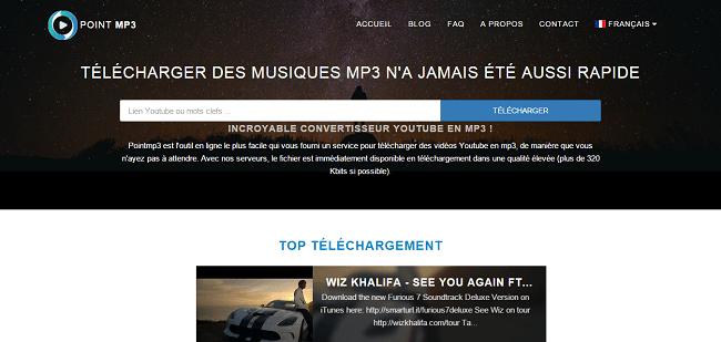 télécharger et convertir music mp3