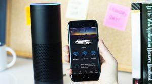 Compatibilité mobile avec Amazon Alexa