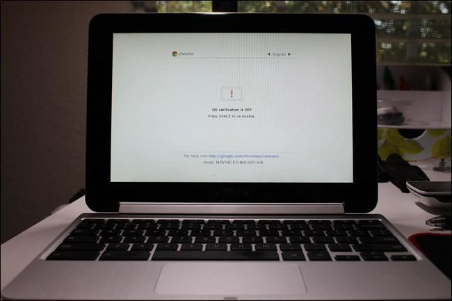 Installer linux ubuntu sur votre chromebook avec crouton