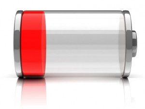 Plus de batterie ? Pas de problème !