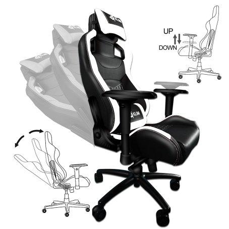 chaise gamer pas cher-klim-1st