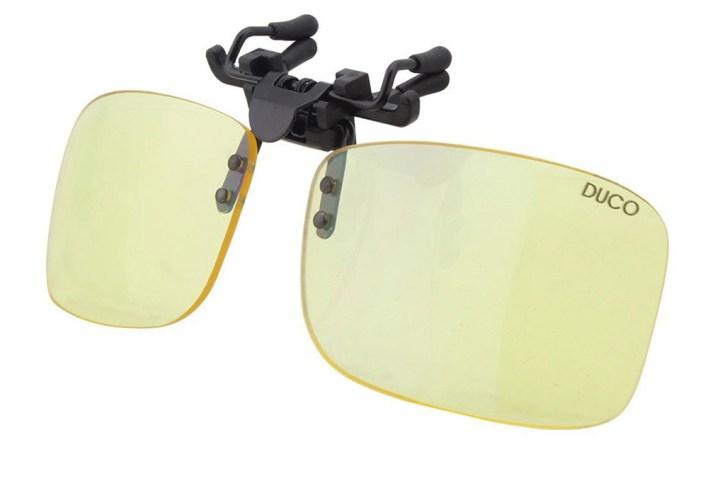 lunettes de gamer à clipper