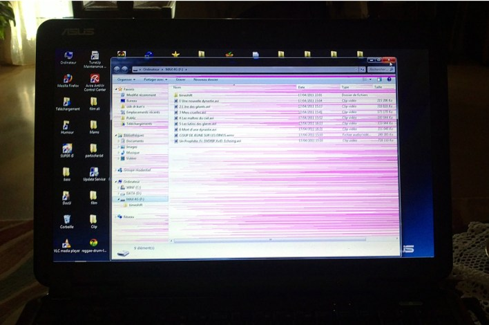 surchauffe PC portable