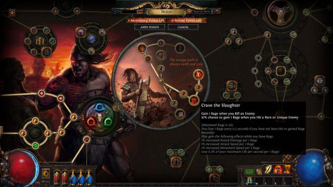 path of exile berserker