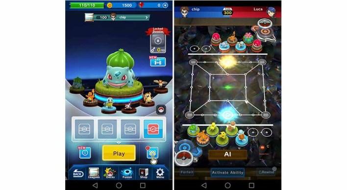 Jeux pour Android