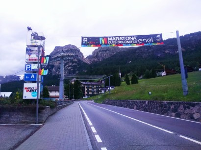 Maratona dles Dolomites - morda nekoč?