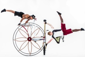 Cirque Mechanics: Pedal Punk @ Preston Arts Center | Henderson | Kentucky | United States