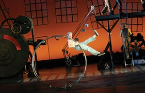 Cirque Mechanics: Birdhouse Factory @ Preston Arts Center