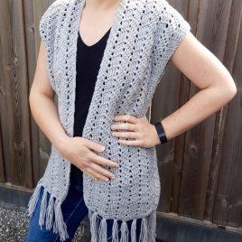 Haakpatroon Zomer Kimono