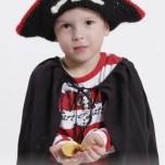 Haakpatroon Piratenhoed