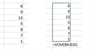 Autosom (voorbeelden verticaal)