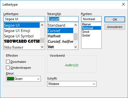 Voorwaardelijke opmaak Outlook 2