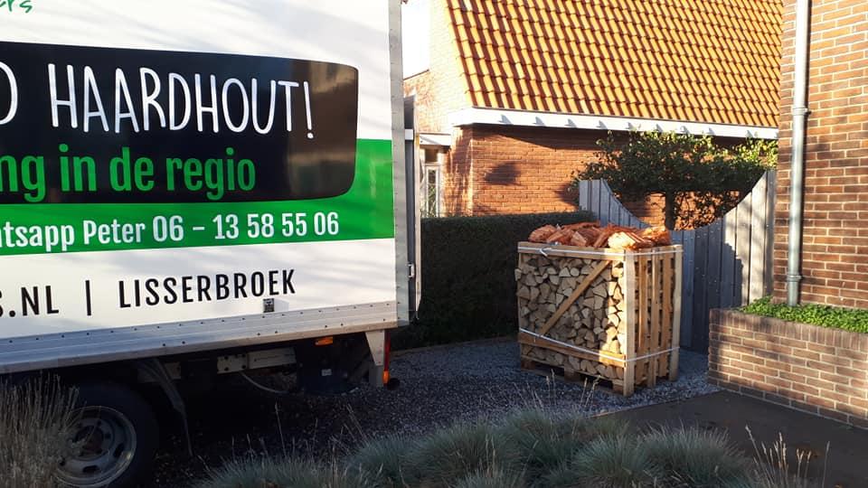 Gratis bezorging in de regio - Haardhouttoppers.nl