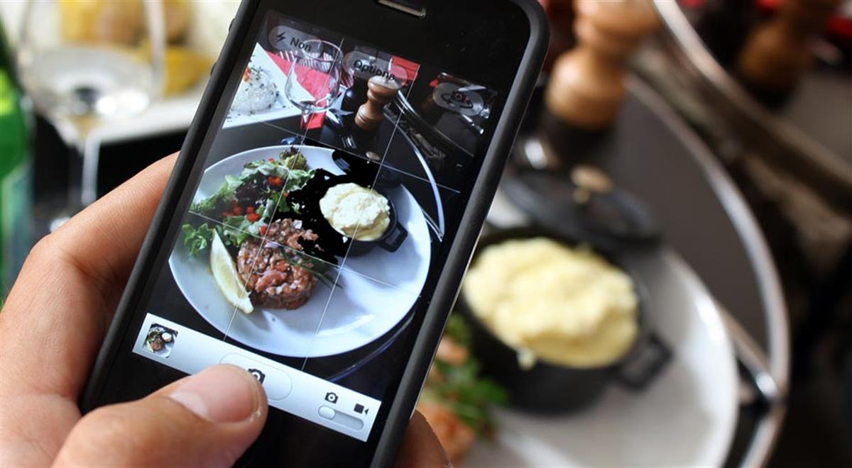 Mobile Food Photography Workshop