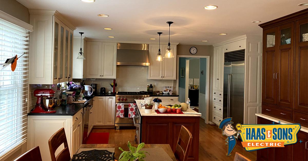 benefits of recessed lighting