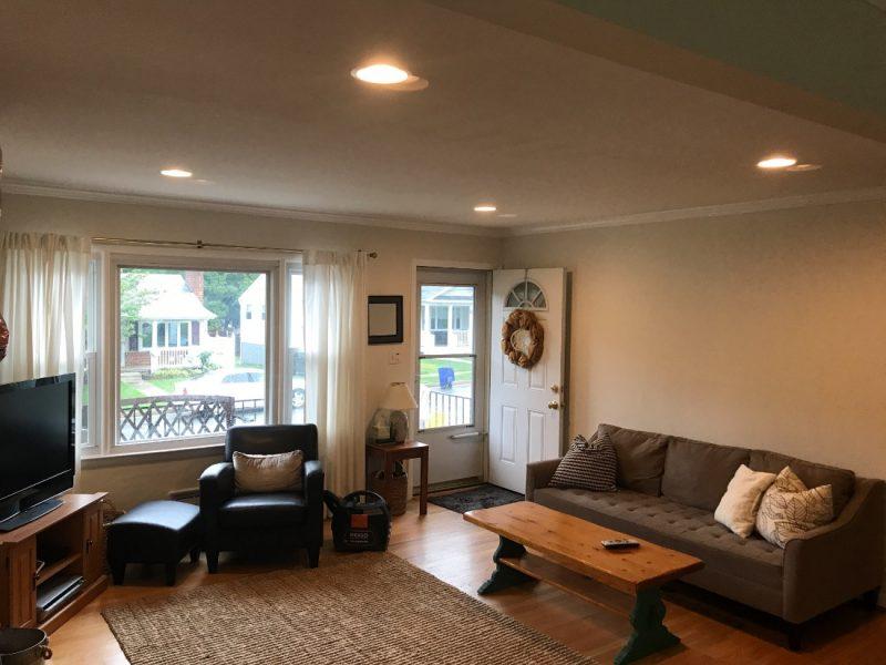 recessed lighting installation repair