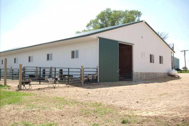 Friendly Franseen Acres Goat Dairy Farm