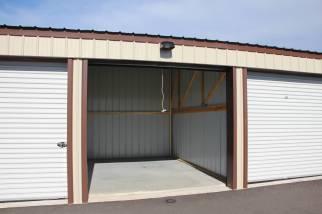 Mini Storage Post Frame Construction