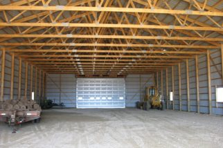 Interior Ag Storage